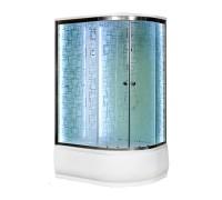Deto душевая кабина EM 4511 L LED с гидромассажем