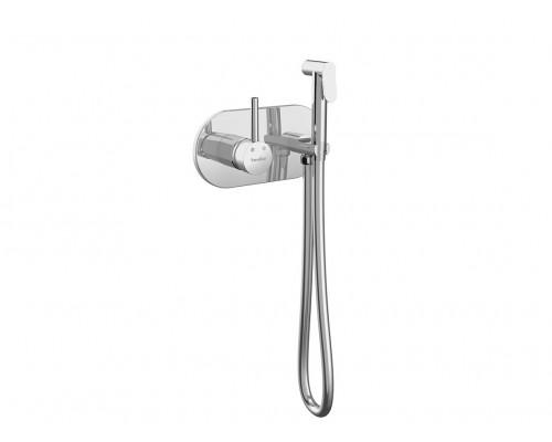 Teska Alia Series — BTK65000 Однорычажный настенный смеситель для гигиенического душа