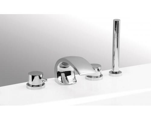 VEGA смеситель на борт ванны ARCO (4 элемента)
