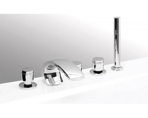VEGA смеситель на борт ванны ARCO (5 элемента)