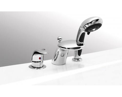 VEGA смеситель на борт ванны COBRA (3 элемента)