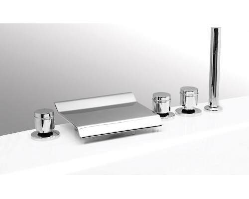 VEGA смеситель на борт ванны GRAND (5 элементов)