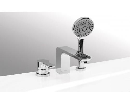 VEGA смеситель на борт ванны MOOD (3 элемента)