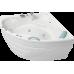 Акриловая ванна BellRado ДИАНА 1500х1500х635