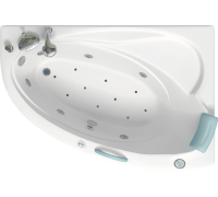 Акриловая ванна BellRado ГЛОРИЯ 1500х1000х630 левая