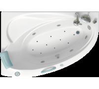 Акриловая ванна BellRado ГЛОРИЯ 1500х1000х630 правая