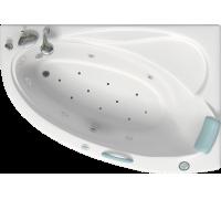 Акриловая ванна BellRado ГЛОРИЯ 1650х1100х655 левая
