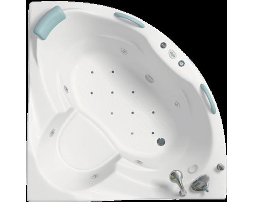 Акриловая ванна BellRado КЛЕО 1260х1260х730