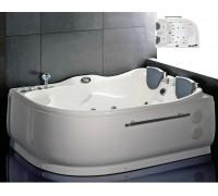 Гидромассажная ванна EAGO - AM124JDCW1Z (Left)