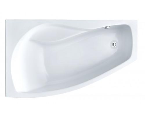 Акриловая ванна Laval NICE 160x95 L/R