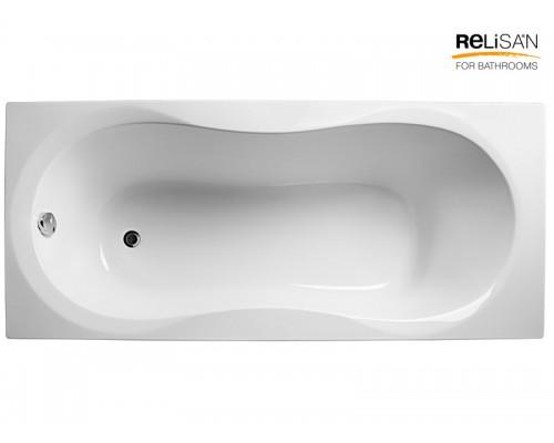 Акриловая ванна RELISAN Lada 120x70