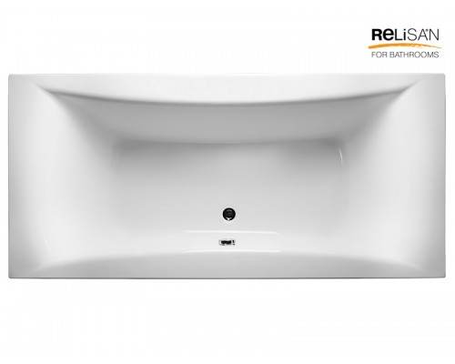 Акриловая ванна RELISAN Xenia 200x90