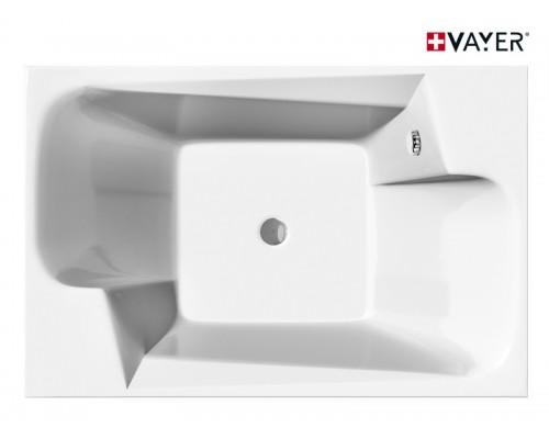 Акриловая ванна Vayer Ontario 190x125
